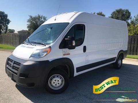 2017 RAM ProMaster Cargo for sale in Alsip, IL