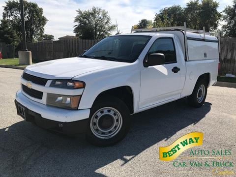 2011 Chevrolet Colorado for sale in Alsip, IL