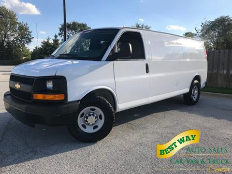 2013 Chevrolet Express Cargo for sale in Alsip, IL