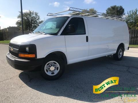 2011 Chevrolet Express Cargo for sale in Alsip, IL