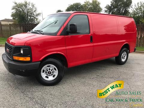 2012 GMC Savana Cargo for sale in Alsip, IL