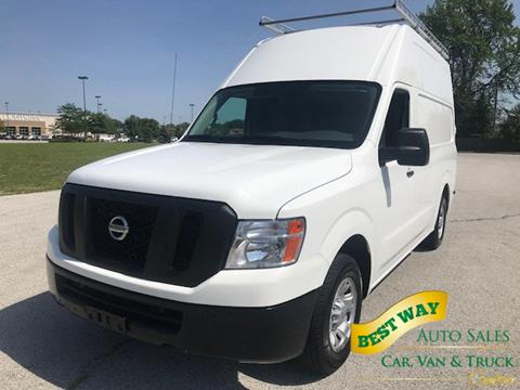 2013 Nissan NV Cargo For Sale In Alsip, IL