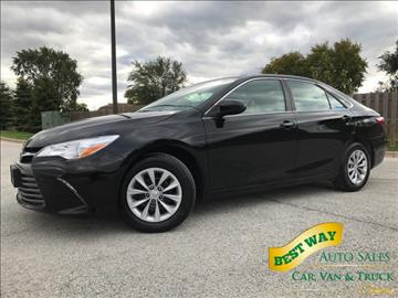 2016 Toyota Camry for sale in Alsip, IL