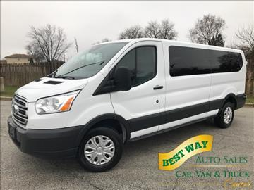2016 Ford Transit Wagon for sale in Alsip, IL