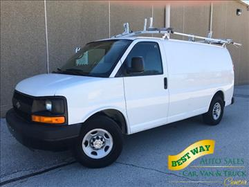 2009 Chevrolet Express Cargo for sale in Alsip, IL