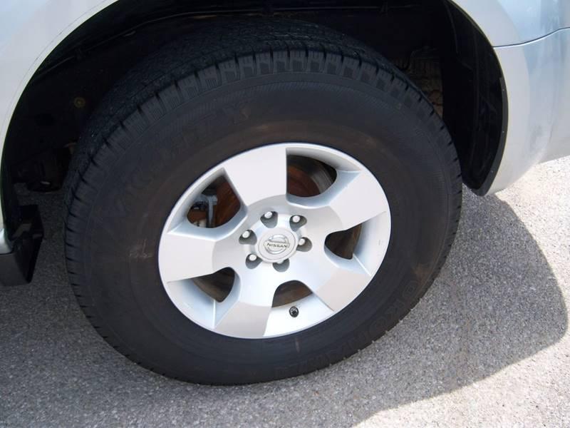 2008 Nissan Pathfinder 4x2 S 4dr SUV - Tulsa OK