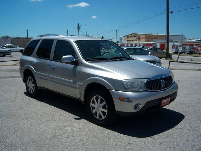 2007 Buick Rainier AWD CXL 4dr SUV - Tulsa OK