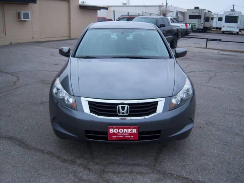 2010 Honda Accord LX 4dr Sedan 5A - Tulsa OK