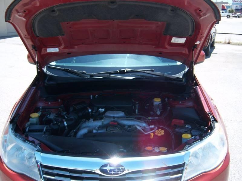 2010 Subaru Forester AWD 2.5X Limited 4dr Wagon 4A - Tulsa OK
