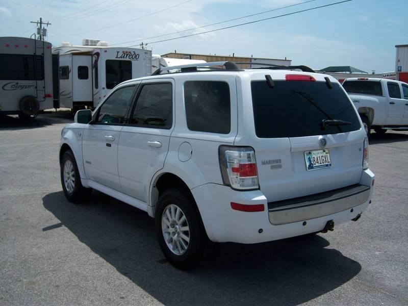 2008 Mercury Mariner Premier 4dr SUV - Tulsa OK