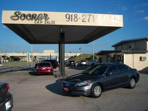 2011 Honda Accord for sale in Tulsa, OK