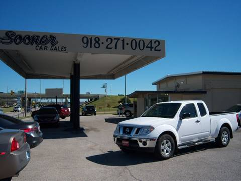2011 Nissan Frontier for sale in Tulsa, OK