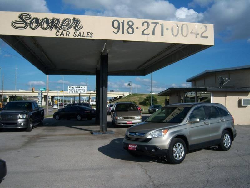 2008 Honda CR V EX L 4dr SUV   Tulsa OK