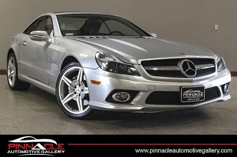 Used mercedes benz sl class for sale in missouri for Mercedes benz o fallon mo