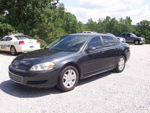 2013 Chevrolet Impala for sale in Roanoke, AL