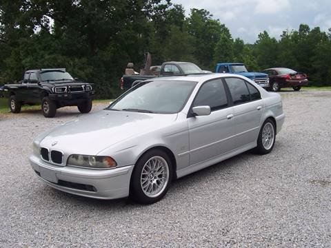 2003 BMW 5 Series for sale in Roanoke, AL