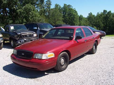 1999 Ford Crown Victoria for sale in Roanoke, AL