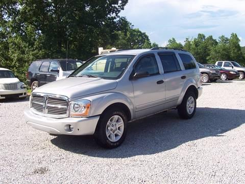 2005 Dodge Durango for sale at CHRIS AUTO SALES in Roanoke AL