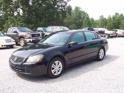 2005 Nissan Altima for sale in Roanoke, AL