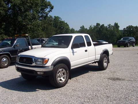 2001 toyota tacoma for sale in alabama. Black Bedroom Furniture Sets. Home Design Ideas