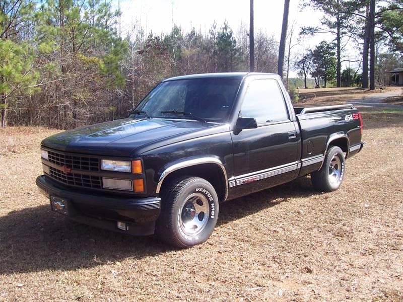 1990 chevrolet c k 1500 series 2dr c1500 454ss standard for Chris motors auto sales