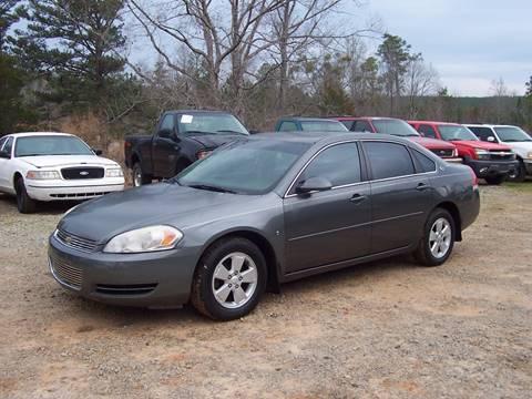 2006 Chevrolet Impala for sale in Roanoke, AL