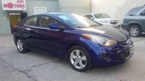 2011 Hyundai Elantra for sale at Joy Motors in Los Angeles CA