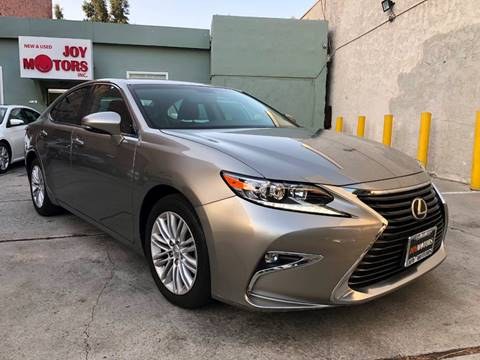 2016 Lexus ES 350 for sale at Joy Motors in Los Angeles CA