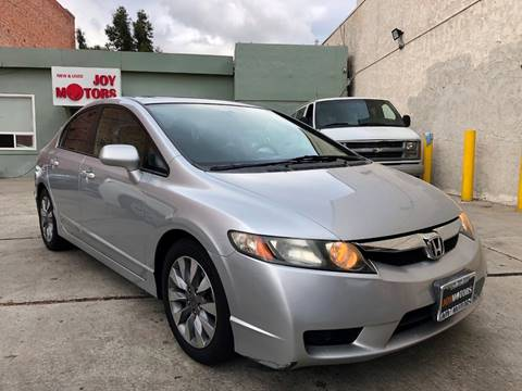 2009 Honda Civic for sale at Joy Motors in Los Angeles CA