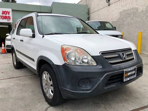 2006 Honda CR-V for sale at Joy Motors in Los Angeles CA
