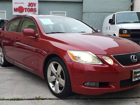 2007 Lexus GS 350 for sale at Joy Motors in Los Angeles CA