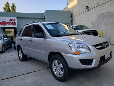 2009 Kia Sportage for sale at Joy Motors in Los Angeles CA