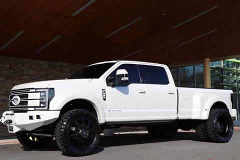 2017 Ford F-450 Super Duty for sale in Los Angeles, CA
