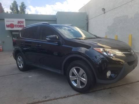 2015 Toyota RAV4 for sale at Joy Motors in Los Angeles CA