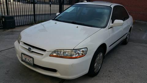 2000 Honda Accord for sale at Joy Motors in Los Angeles CA
