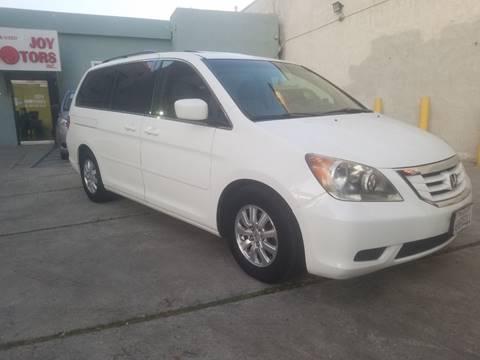 2009 Honda Odyssey for sale at Joy Motors in Los Angeles CA