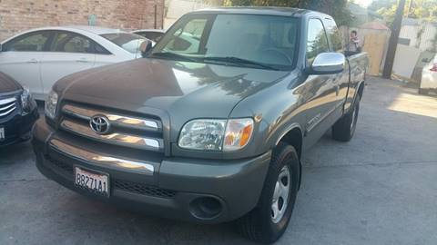 2006 Toyota Tundra for sale at Joy Motors in Los Angeles CA