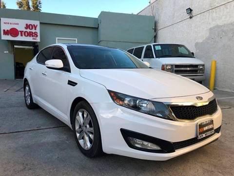 2012 Kia Optima for sale at Joy Motors in Los Angeles CA