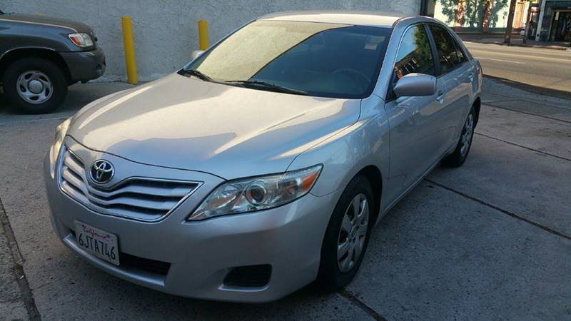 2010 Toyota Camry for sale at Joy Motors in Los Angeles CA