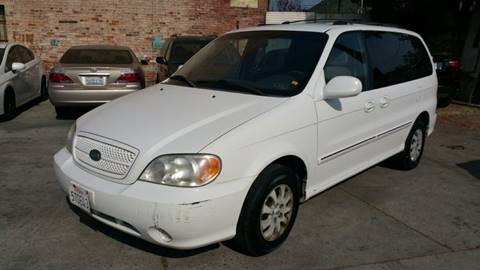 2005 Kia Sedona for sale at Joy Motors in Los Angeles CA