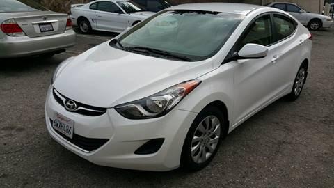 2013 Hyundai Elantra for sale at Joy Motors in Los Angeles CA
