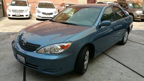 2004 Toyota Camry for sale at Joy Motors in Los Angeles CA