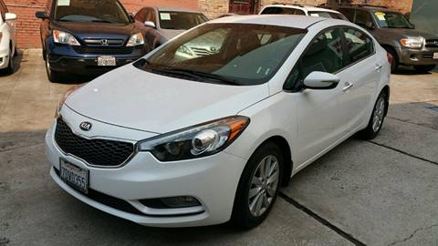 2014 Kia Forte for sale at Joy Motors in Los Angeles CA