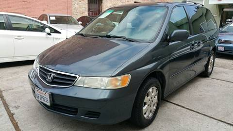 2004 Honda Odyssey for sale at Joy Motors in Los Angeles CA