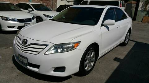 2011 Toyota Camry for sale at Joy Motors in Los Angeles CA