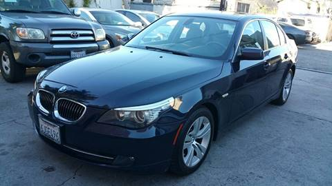 2010 BMW 5 Series for sale at Joy Motors in Los Angeles CA