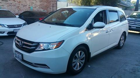 2015 Honda Odyssey for sale at Joy Motors in Los Angeles CA