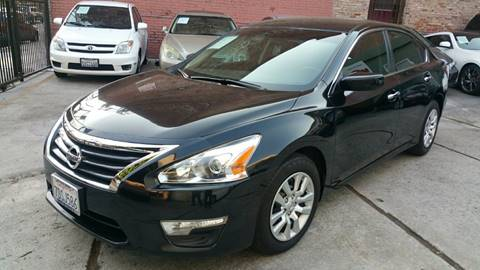 2014 Nissan Altima for sale at Joy Motors in Los Angeles CA