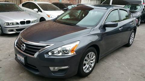 2013 Nissan Altima for sale at Joy Motors in Los Angeles CA