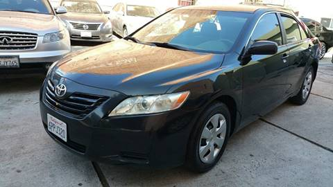 2009 Toyota Camry for sale at Joy Motors in Los Angeles CA